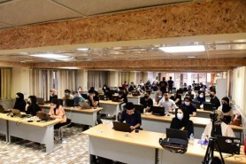 University of Technology Holds a Software Workshop for Students at the Innovators Club