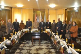 The University of Technology signs MOU