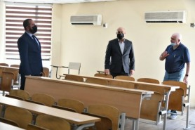 University of Technology Ready for Face-to-Face examinations
